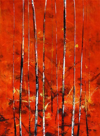 Paul Battams, 'Burnt Bush', 2013