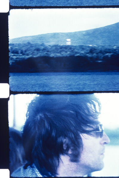 Jonas Mekas, 'John Lennon on a boat on the Hudson, NY, 1971', 2013