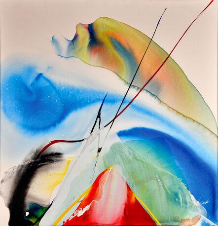 Paul Jenkins, 'Phenomena Ever Cross Over', 1969