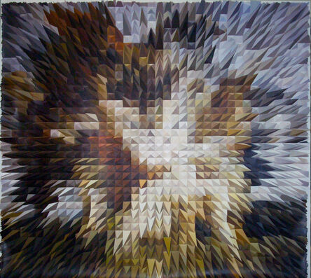 Olga Tobreluts, 'Battle of the Amazons', 2014-2015