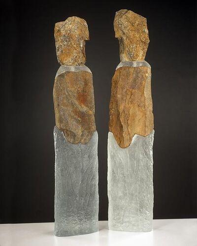 Thomas Scoon, 'Crystal Companion 1 (left)', 2018