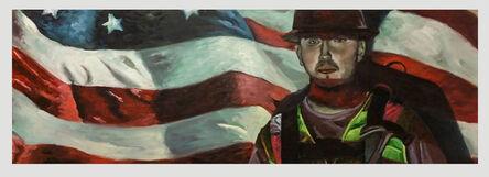 Augustine Chavez, 'I Build America ', 2015