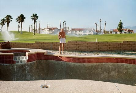 Larry Sultan, 'Empty Pool', 1991