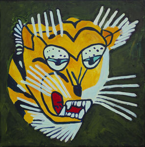 Farkhad Farzaliyev, 'Tiger Force Member #1', 2021