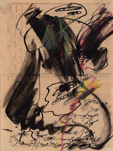 Walter Stöhrer, 'untitled', 1986