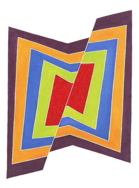 Hildegard Joos, 'Dérogation ', ca. 1970