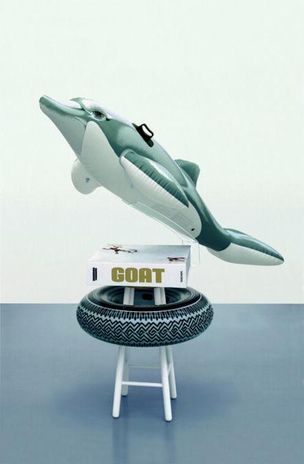 Jeff Koons, 'GOAT, Champ's Edition', 2003