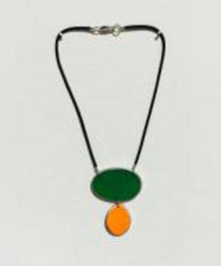 Carolina Sardi, 'Green and Orange', 2015