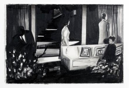 Marcel van Eeden, 'Untitled', 2012