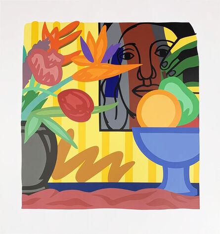 Tom Wesselmann, 'Mixed Bouquet with Leggier', 1993