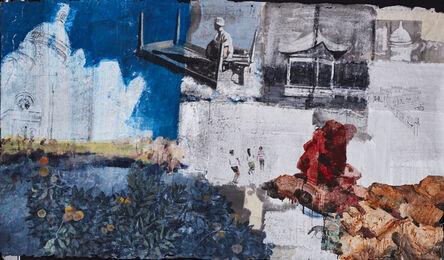 Wang Haichuan, 'East Lake 东湖计划', 2015