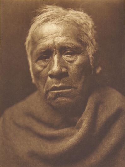Edward S. Curtis, 'Captain Charley - Maricopa', 1907-1930
