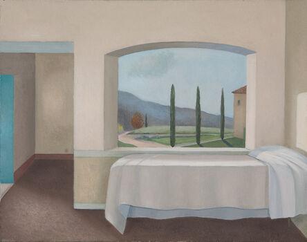 Barbara Kassel, 'Three Cypresses', 1998