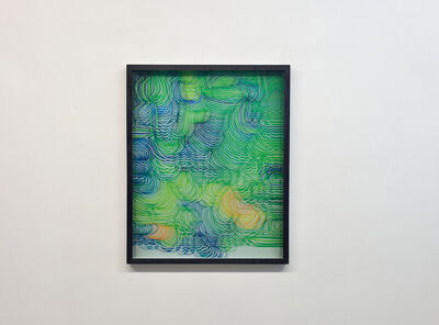 Maurizio Donzelli, 'Mirror 0615', 2015