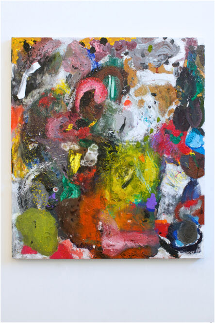 Jim Dine, 'It Creases So Easily', 2014
