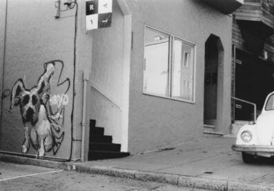 Arabella Colton, 'Wall Dogs — Volkswagen, Mangrove Alley, San Francisco 1992', 1992