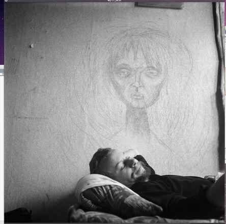 Johan van der Keuken, 'Ed van der Elsken', ca. 1955