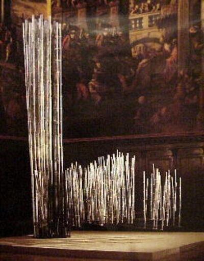 Pino Castagna, 'Glass Bamboo'