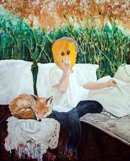 Kerstin Serz, 'Weiße Kissen', 2014
