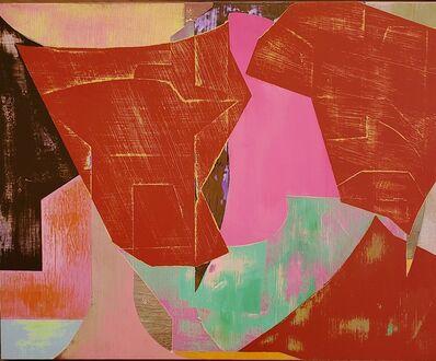 Jennifer Bain, 'Olivine', 2019