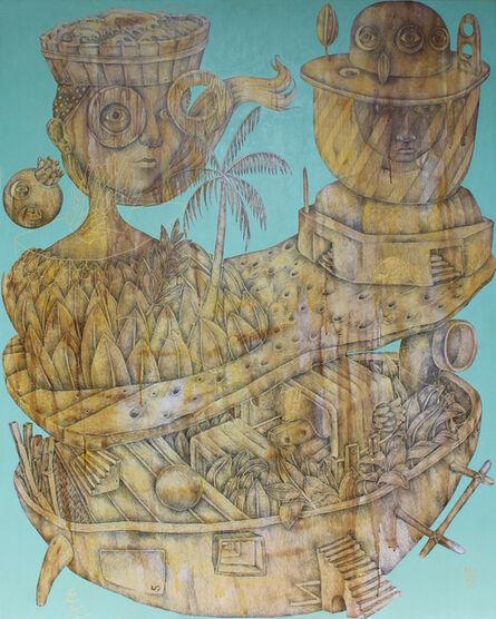 Anton Subiyanto, 'Sister', 2015
