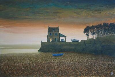 Philippe Charles Jacquet, 'au bout du quai', 2020