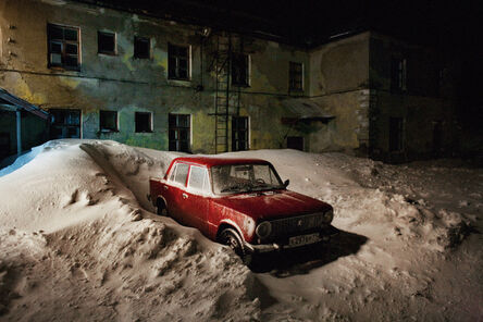 Donald Weber, 'April 26, 2008, Vorkuta, Russia', 2008