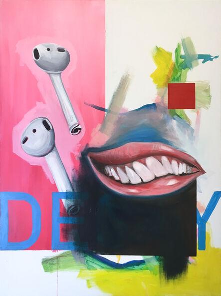 Filip Markiewicz, 'Silicon Smiley', 2019