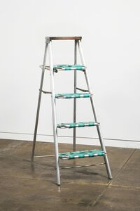 The Dufala Brothers, 'Lawn Chair Ladder', 2012
