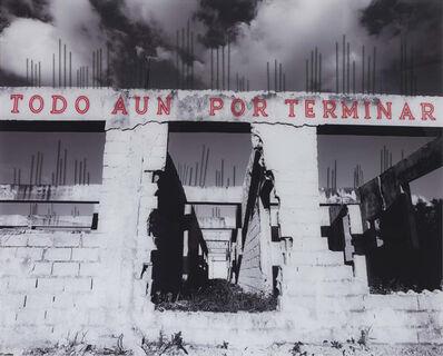 Carlos Garaicoa, 'En Construcción / Under Construction (IX)', 2012