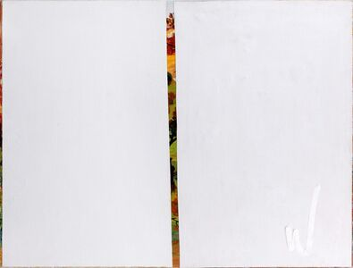 Gil J Wolman, 'Peinture fermée', 1989