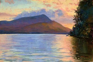 Takeyce Walter, 'Day 26: Blue Mountain Sunrise', February 2020