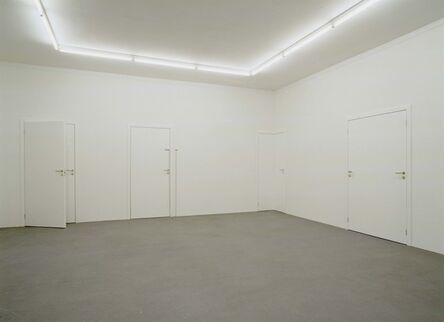 Elmgreen & Dragset, 'Powerless Structures (8 doors)', 2000-2002