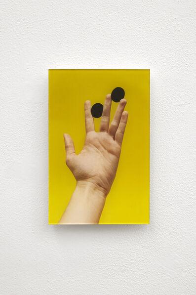 Ode de Kort, 'Hand #02', 2016