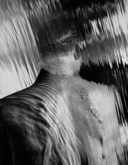Herb Ritts, 'Waterfall, Hollywood', 1988