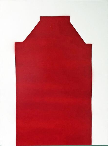 William Carroll, 'RED 56', 2017