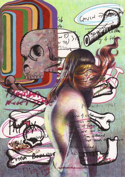 Paul McDevitt, 'Notes to Self (24 Aug 2012)', 2012