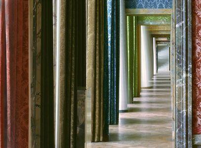 Robert Polidori, 'Enfilade #2, Salles du XVII, Aile du Nord- 1er étage, Château de Versailles, Versailles, France', 2010