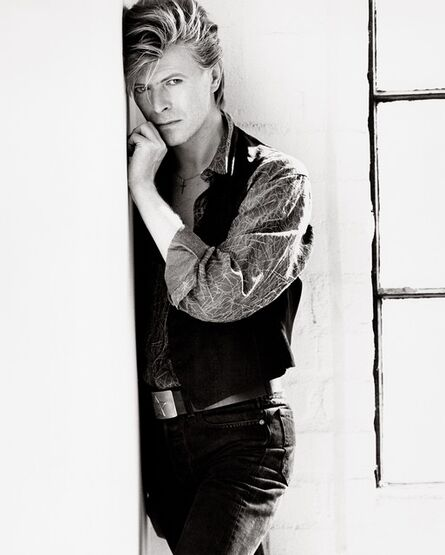 Herb Ritts, 'David Bowie IV', 1987