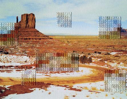 Diane Meyer, 'The West I', 2011