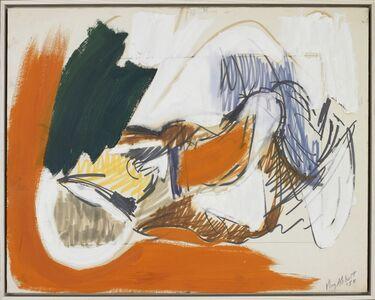Mary Abbott, 'Untitled', 1954