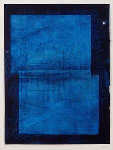 Ronny Quevedo, 'el sur arriba (for Joaquín Torres-García)', 2019