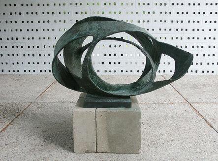 Barbara Hepworth, 'Oval Form (Trezion)', 1961-1963