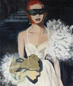 Claudia Doring Baez, 'Brassaï – Parisian, Masked Ball at Pré Catalan, Bois de Boulogne, Paris July 1946', 2019