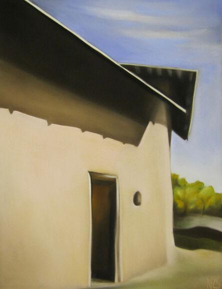 Margaret nes, 'Ojo Roof Lines 18-20', 2018