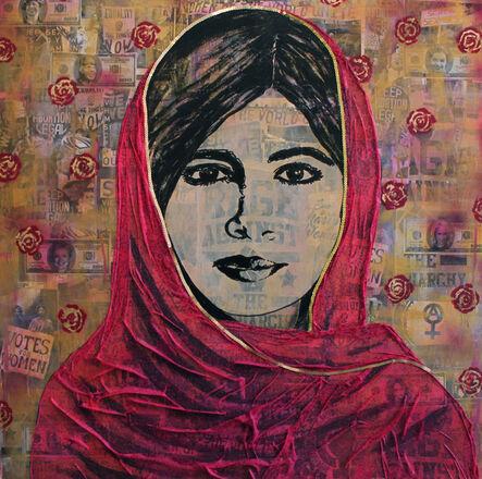 Cabell Molina, 'Malala', 2017