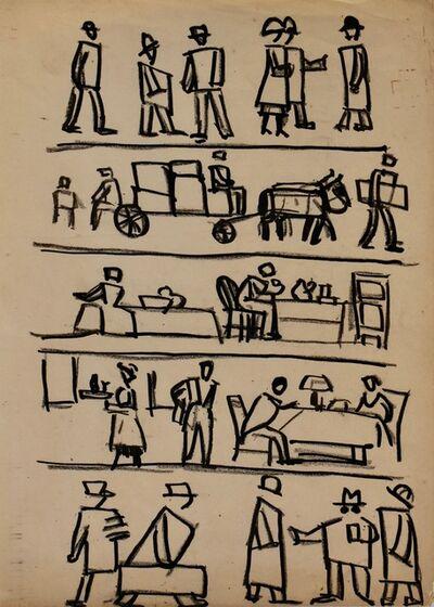 Joaquín Torres-García, 'Viñetas de New York'