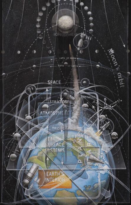 Casey Cripe, 'Space Exploration (v.1.3)', 2015