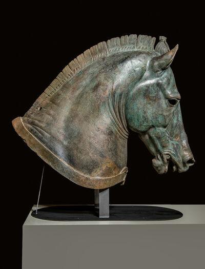 "'Horse Head ""The Medici Riccardi Horse""', ca. 350"