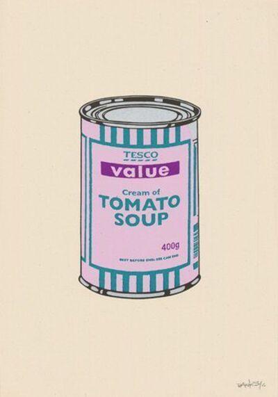 Banksy, 'Soup Can (Tesco)', 2005